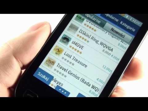 Wideo recenzja Samsung Wave 533 na FrazPC.pl