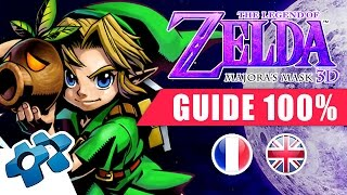 Zelda Majora'Mask 3D Video Guide 100% (Soluce FR / Walkthrough EN) by Supersoluce
