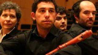 "En Bloc Quartet - ""Alla hornpipe"" G. F. Haendel"