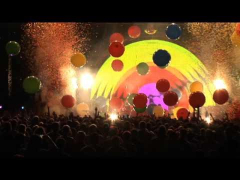 The Flaming Lips Live in Hong Kong  - Asia World Expo - Nov 2010 - Highlights