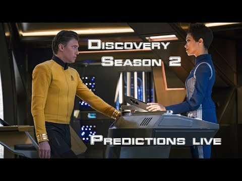 Discovery Season 2 Predictions LIVE Discussion