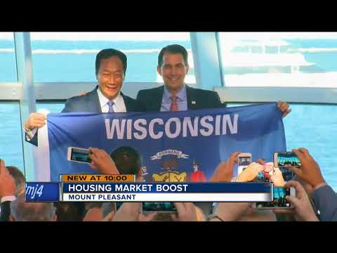 'Seller's Market': Foxconn could ignite an already hot housing market