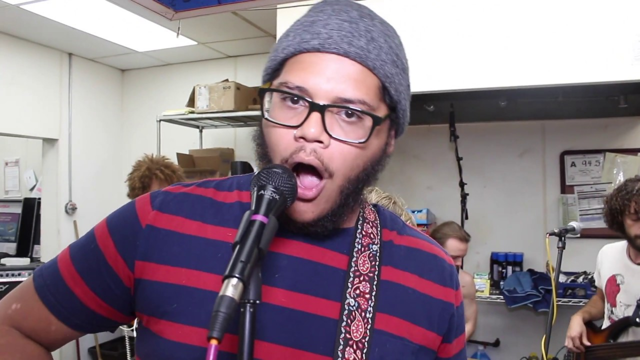 Abominable Creatures- Natural Born Leaders (NPR Tiny Desk Concert Contest 2018)