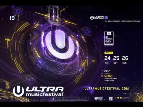 DJ Icey - Ultra Music Festival 2017