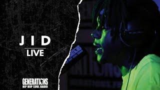 """J.I.D - Live Generations """"Hasta Luego"""""""