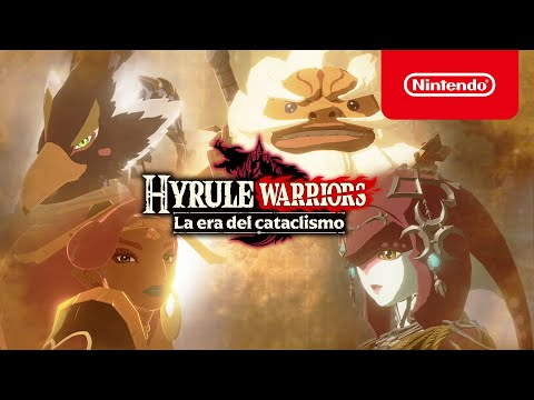 Hyrule Warriors La Era Del Cataclismo Disponible Este Viernes Nintendo Switch Youtube