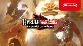 ¡Héroes, uníos! - Hyrule Warriors: La era del cataclismo (Nintendo Switch)