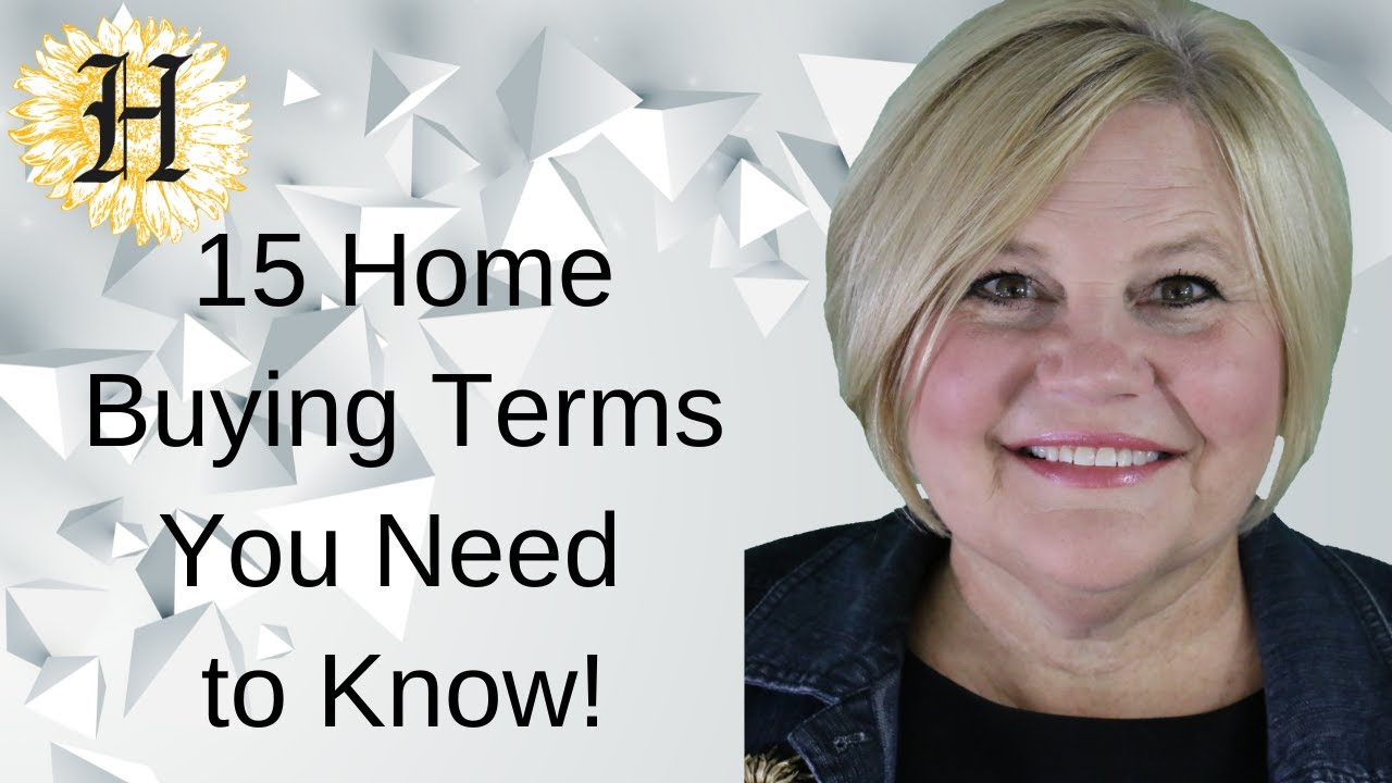 Home buying terms when buying a home in Massachusetts
