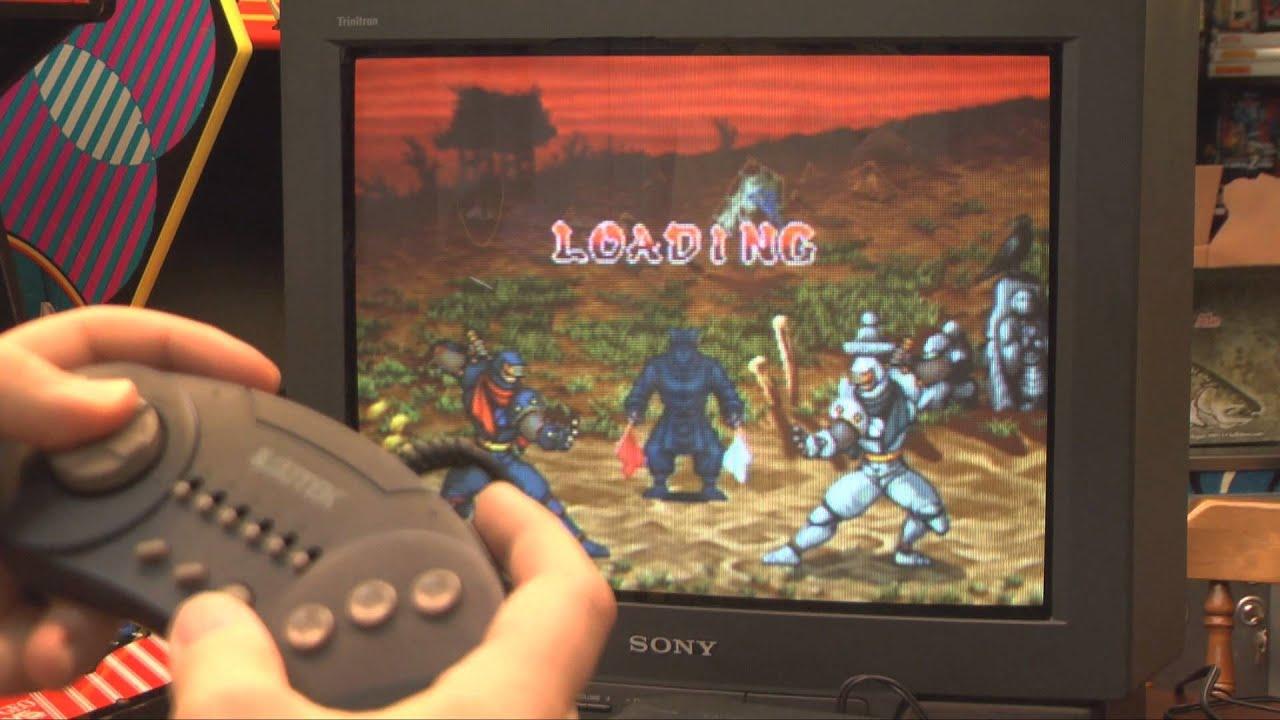Classic Game Room - NAKITEK PANASONIC 3DO controller ...