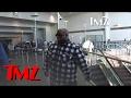 Cee Lo Grabs TMZ Camera -- Shoots Brad Pitt | TMZ