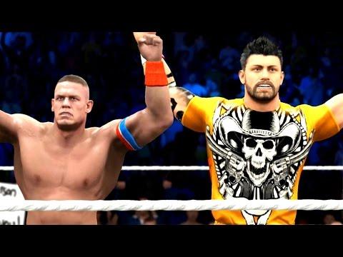 Kardeşim John Cena ile Ilk Maçlarımız ! WWE2K17