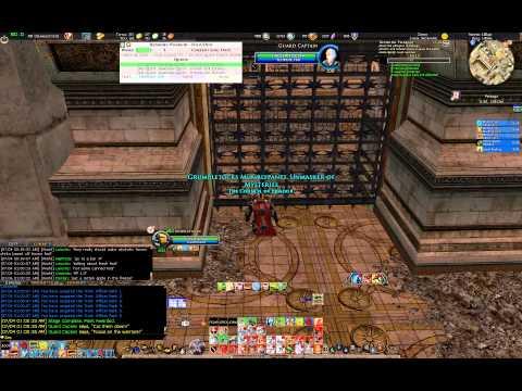 Retaking Pelargir (U16.1) - LOTRO Epic Battle - Full Platinum Run With Guardian