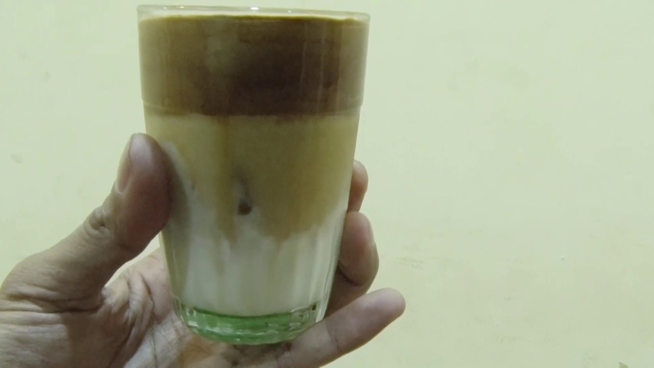 Cara Membuat Dalgona Coffee Dengan Cara Manual Dan Alat ...