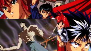 Yu Yu Hakusho Episode 62 English Dub HD 1080p