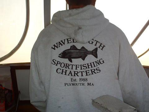 Deep Sea Fishing Plymouth Massachusetts With Wavelength Fishing Charters 2008