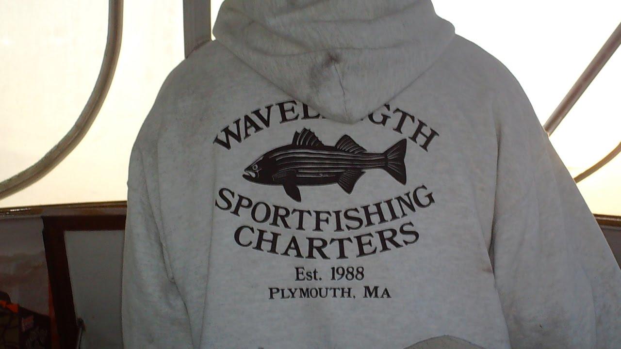 Deep sea fishing plymouth massachusetts with wavelength for Fishing charters plymouth ma