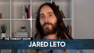Jared Leto Had No Idea There Was a Pandemic