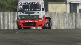 Forza 6 - Mercedes-Benz #24 Tankpool24 Racing Truck at Top Gear Test Track