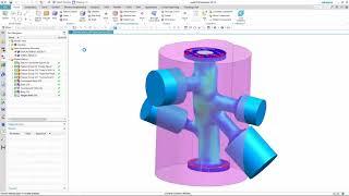 NX CAD Tip Reference set in part navigator NX11.0.1