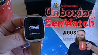 Unboxing A Beauty: The ASUS ZenWatch Thumbnail