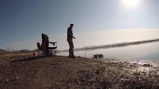 рыбалка в приморском крае 11 и 13 апреля 2019 г. весенняя рыбалка на красноперку с берега.