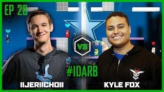 EP 28 | #IDARB | Jericho vs Kyle Fox | Legends of Gaming