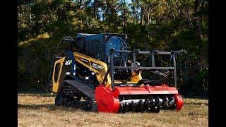 ASV RT-120 Forestry Posi-Track Loader