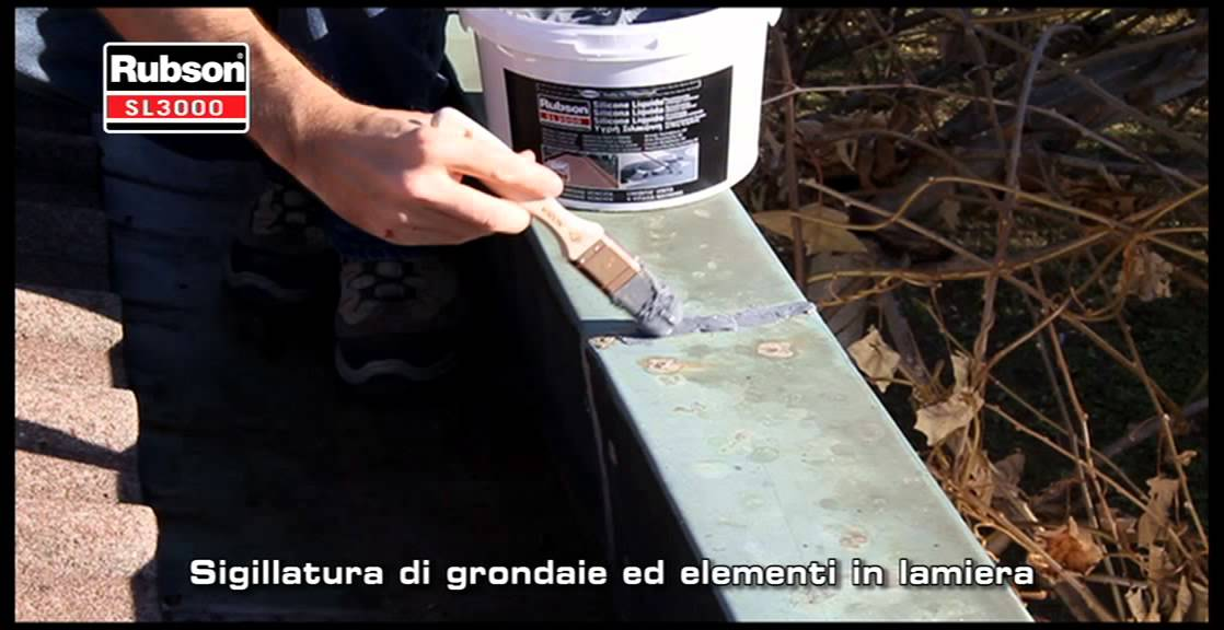 Silicone Liquido Rubson Sl 3000 Youtube