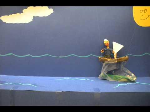 putnam-county-illinois---school-art-project---claymation---ocean_monster
