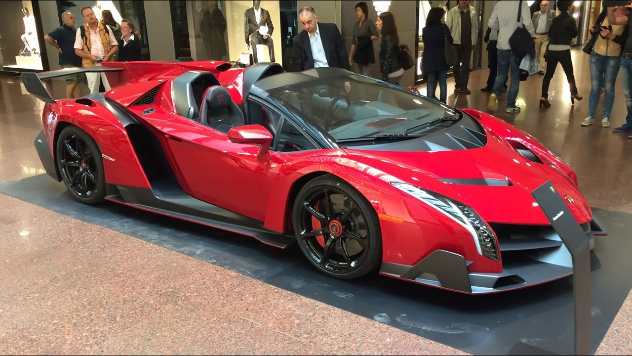 lamborghini veneno roadster wallpaper. lamborghini veneno roadster u20ac33m hypercar startup and maneouvering youtube wallpaper