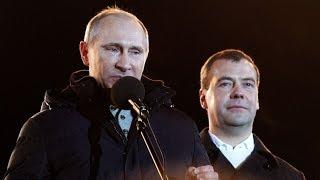 Путин пообещал Медведеву премьерское кресло на 6 лет?