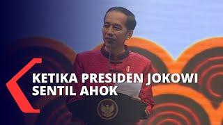 Presiden Jokowi Cari Ahok Saat Imlek Nasional, Eh
