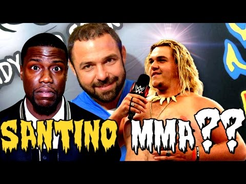 16 WWE Wrestlers Released In 2016 - WHERE ARE THEY NOW?  SANTINO IN MMA