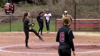 LMC Varsity Sports - Softball - Scarsdale at Mamaroneck - 4/17/18