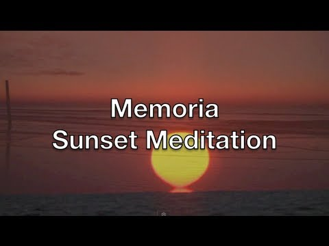 Sunset relaxing vocal music - New age artist Marcomé