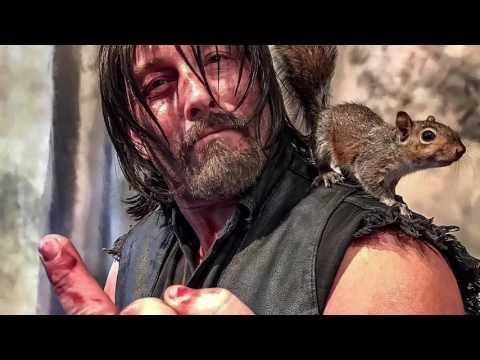 The Daryl Dude goes Vegan
