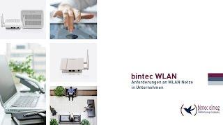 Anforderungen an WLAN Netze in Unternehmen