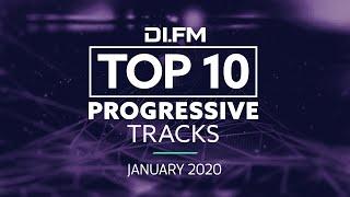 DI.FM Top 10 Progressive House Tracks January 2020 - Johan N. Lecander