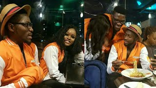 Bbnaija 2018: Tobi And Ceec Reconcile,Dance And Love Up Has Housemates Party Together thumbnail