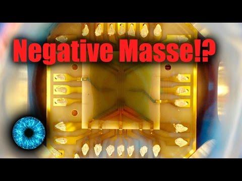 Negative Masse erzeugt! - Clixoom Science & Fiction
