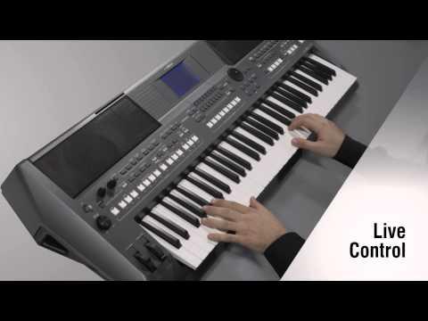 PSR-S670 DJ Feature