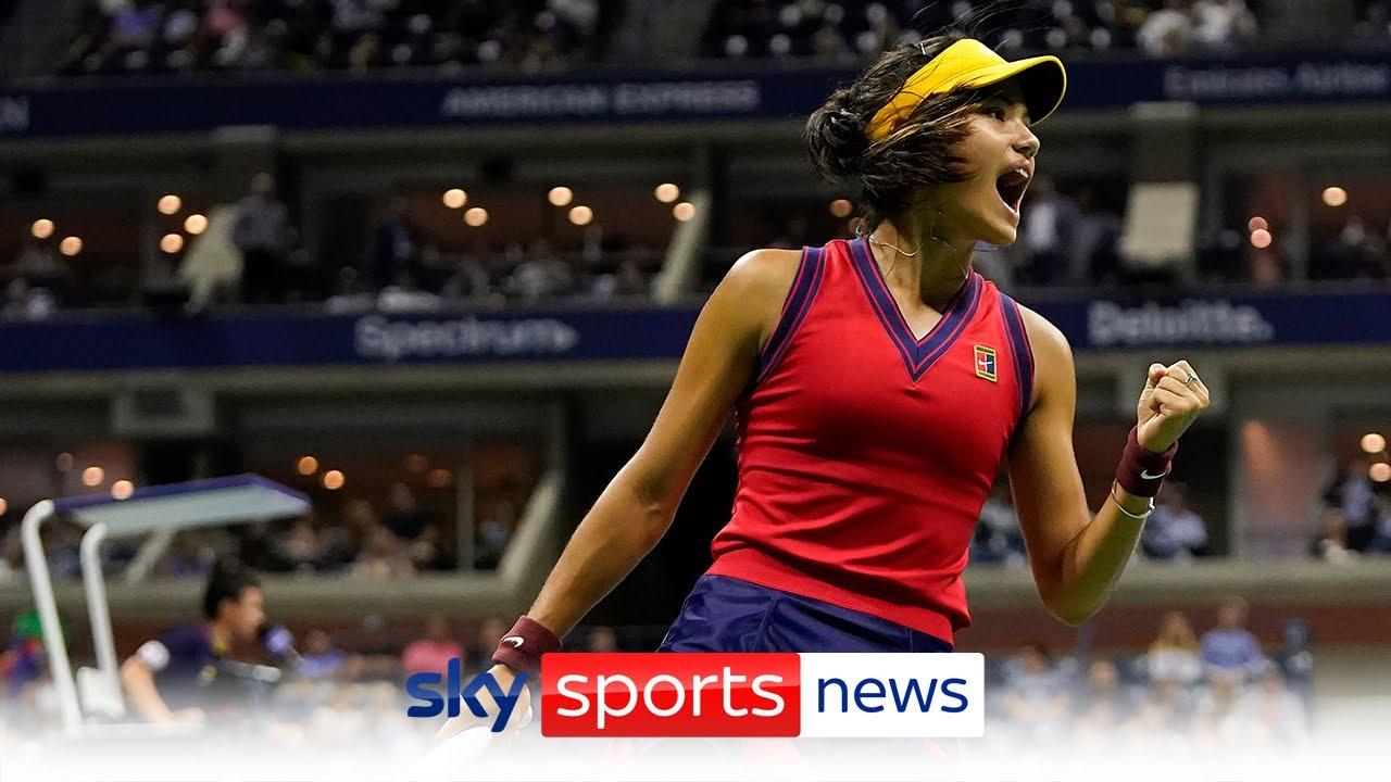 Emma Raducanu Defeats Leylah Fernandez in History Making US ...