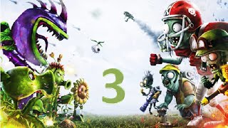 Plants vs Zombies Garden Warfare PC - Part 3 | زومبي والنباتات