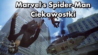 Marvel's Spider-Man - Ciekawostki - Siedziby, Power Rangers, Insomniac Games i nie tylko