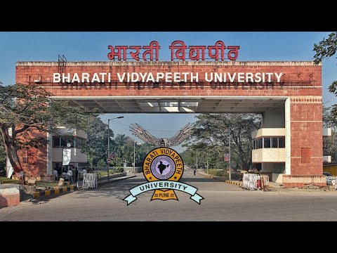 Bharati Vidyapeeth University Campus, Pune Timelapse Video