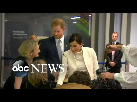 Meghan Markle steps out after controversy with dad | GMA