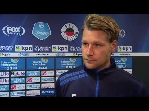 Alessandro Damen na Excelsior-Fortuna Sittard (1-1):