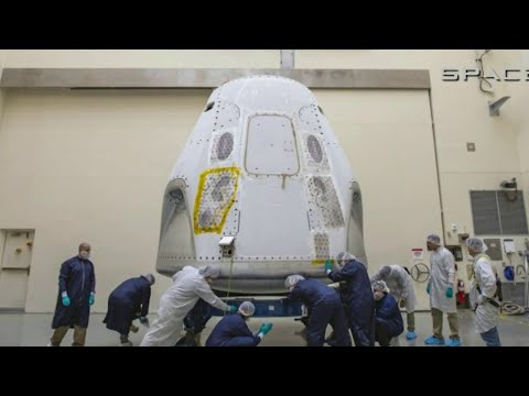 SpaceX Will Be First Company To Launch Astronauts From American Soil Since 2011, NASA Says