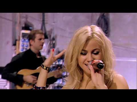 Pixie Lott  2009 TMF  Sessions  Boys and Girls