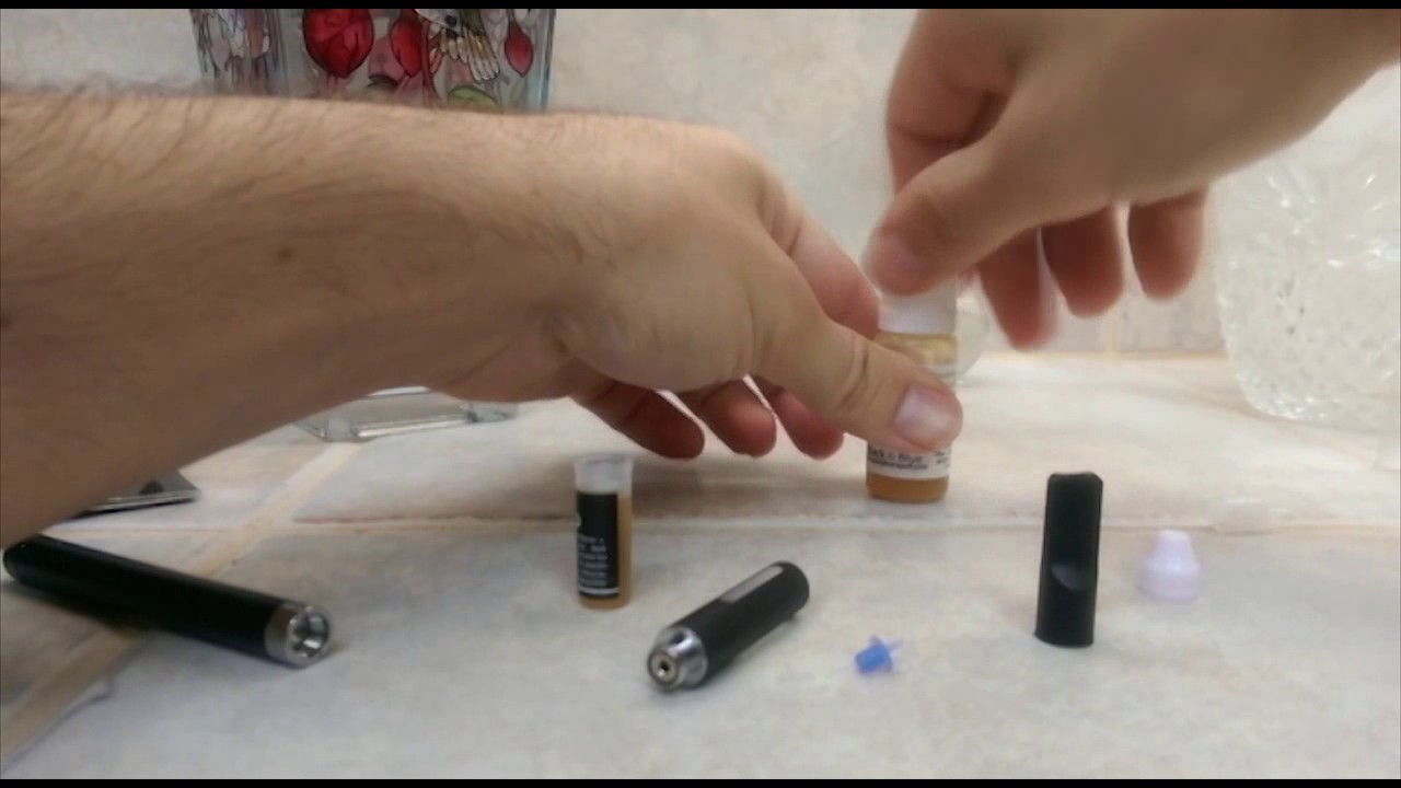 How To Refill CBD Vape Oil Cartridge